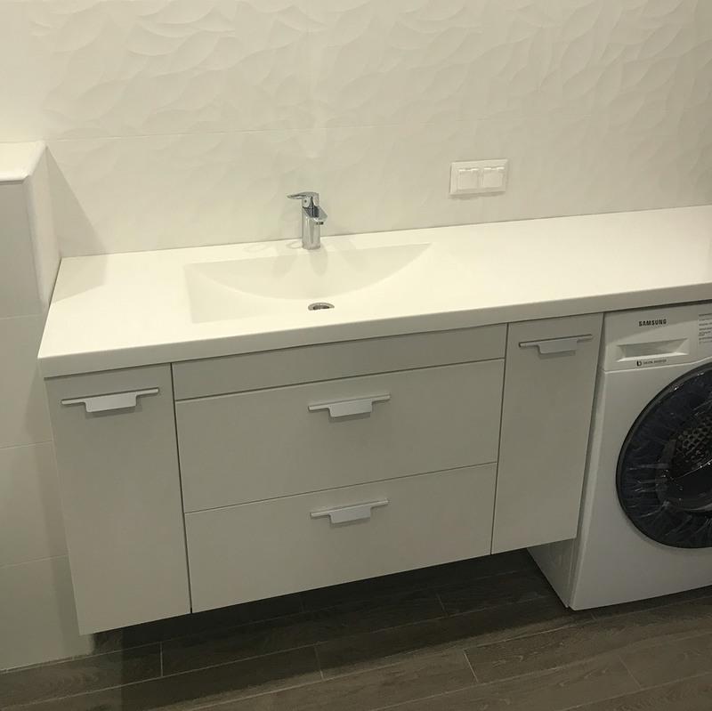 Мебель для ванной комнаты-Мебель для ванной «Модель 14»-фото3