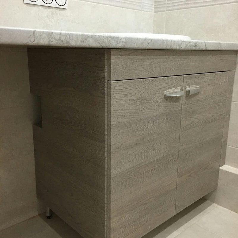 Мебель для ванной комнаты-Мебель для ванной «Модель 57»-фото2
