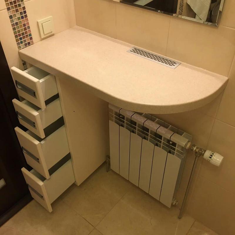 Мебель для ванной комнаты-Мебель для ванной «Модель 74»-фото3