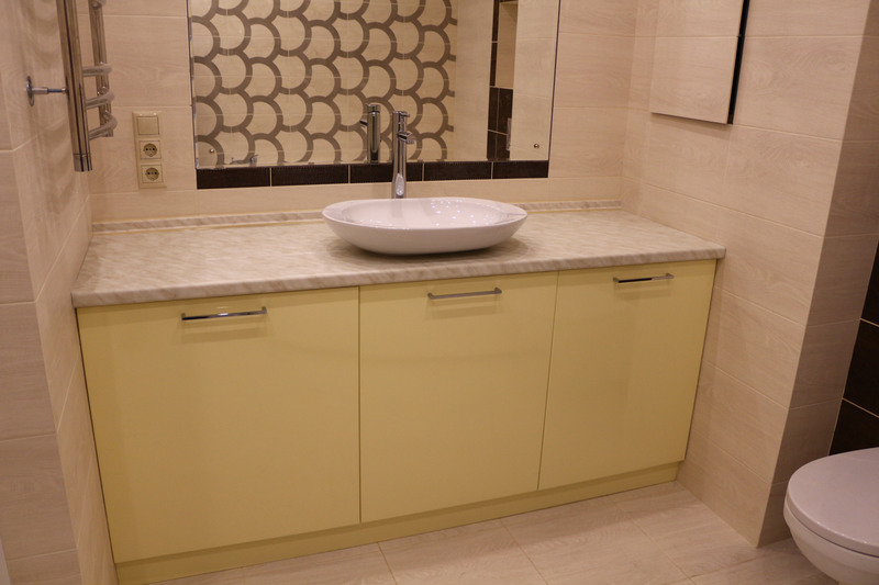 Мебель для ванной комнаты-Мебель для ванной «Модель 76»-фото2