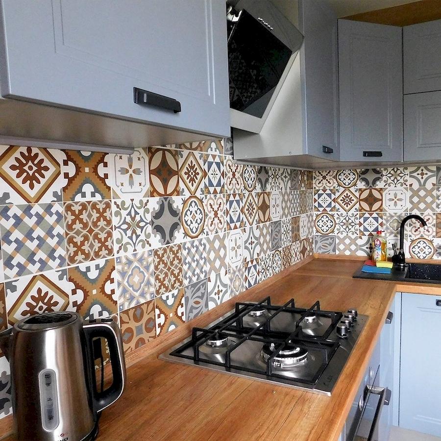 Классические кухни-Кухня МДФ в эмали «Модель 590»-фото3