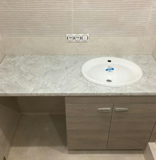 Мебель для ванной комнаты-Мебель для ванной «Модель 57»-фото5