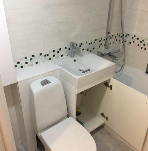 Мебель для ванной комнаты-Мебель для ванной «Модель 73»-фото9