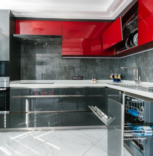-Кухня из ЛДСП «Модель 414»-фото9