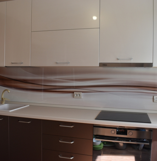 -Кухня МДФ в ПВХ «Модель 504»-фото13