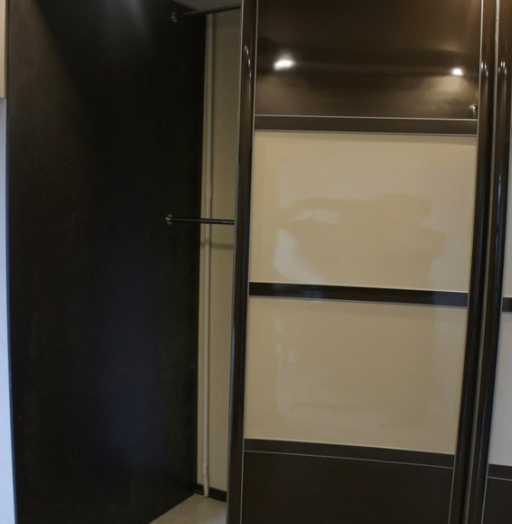 -Шкаф-купе из пластика «Модель 323»-фото2