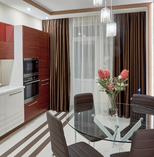 -Кухня МДФ в ПВХ «Модель 17»-фото23