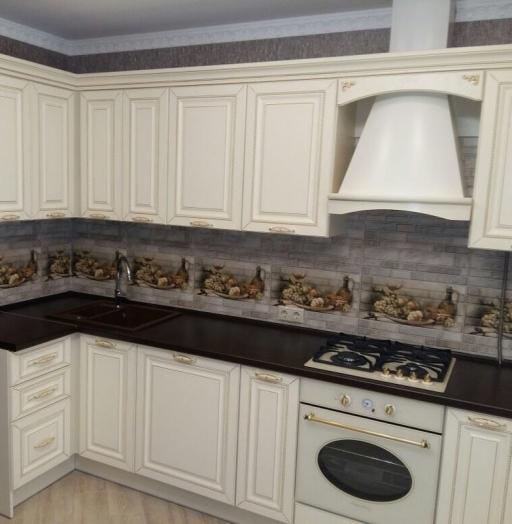 -Кухня МДФ в ПВХ «Модель 146»-фото11