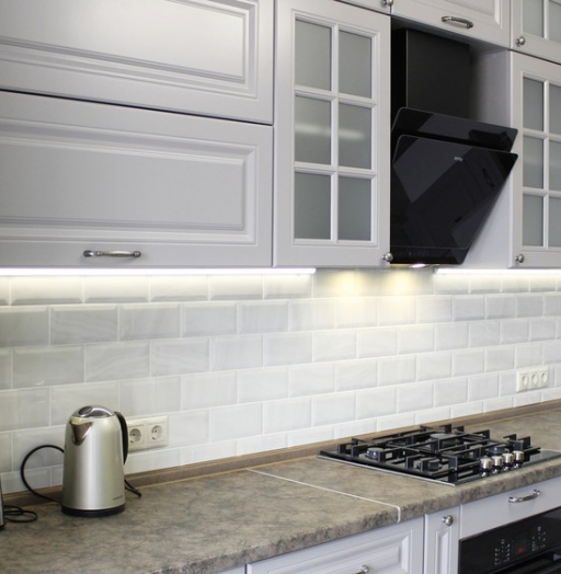 -Кухня МДФ в ПВХ «Модель 183»-фото15