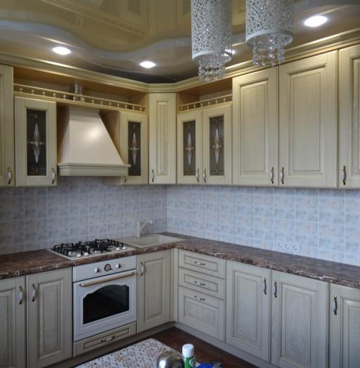 -Кухня из массива «Модель 21»-фото18