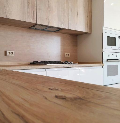 -Кухня МДФ в эмали «Модель 543»-фото22